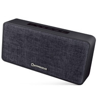 HyperGear FABRIX Bluetooth V4.1 Wireless Speaker - Black