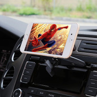 Magnetic Universal Smartphone CD Slot Mount - Black