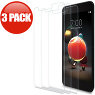 *SALE* HD Tempered Glass Screen Protector for LG Aristo 3 / Aristo 2 Plus / Fortune 2 / Tribute Empire - 3 Pack