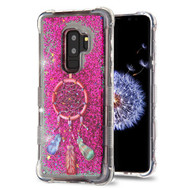 Tuff Lite Quicksand Glitter Transparent Case for Samsung Galaxy S9 Plus - Dream Catcher