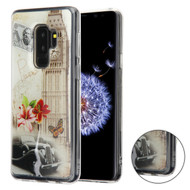Shockproof Crystal TPU Case for Samsung Galaxy S9 Plus - Big Ben