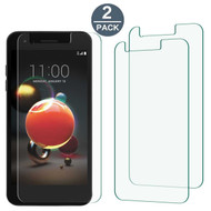 Crystal Clear Screen Protector for LG Aristo 3 / Aristo 2 Plus / Fortune 2 / Tribute Empire - Twin Pack