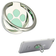 Smart Loop Universal Smartphone Holder & Stand - Paw Green