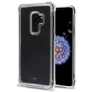 *Sale* Tough Snap-on Crystal Fusion Case for Samsung Galaxy S9 Plus- Clear