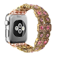 *SALE* Luxurious Retro Gem Watch Band for Apple Watch 44mm / 42mm
