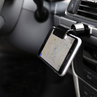 The Clip Universal Vehicle Dash Mount Holder - Black