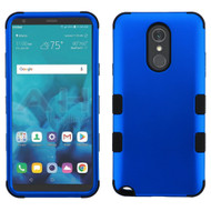 Military Grade Certified TUFF Hybrid Armor Case for LG Stylo 4 / Stylo 4 Plus - Blue