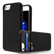 *SALE* Under Cover Card Slot Case for iPhone 8 / 7 - Black