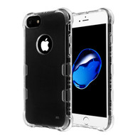 TUFF Klarity Premium Transparent Anti-Shock TPU Case for iPhone 8 / 7 / 6S / 6 - Clear
