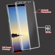 Full Curved Coverage Crystal Clear Screen Protector for Samsung Galaxy Note 8