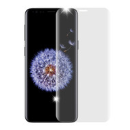 3D Full Curved Coverage Tempered Glass Screen Protector for Samsung Galaxy S9 - Clear