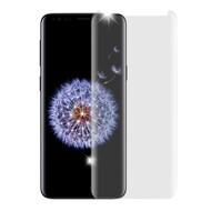 3D Curved Full Coverage HD Tempered Glass Screen Protector for Samsung Galaxy S9 Plus - Clear