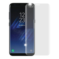 3D Curved Full Coverage HD Tempered Glass Screen Protector for Samsung Galaxy S8 Plus - Clear