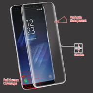 3D Curved Full Coverage Crystal Clear Screen Protector for Samsung Galaxy S8
