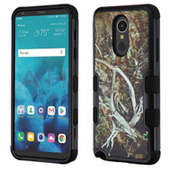 *SALE* Military Grade Certified TUFF Hybrid Armor Case for LG Stylo 4 / Stylo 4 Plus - Tree Camouflage