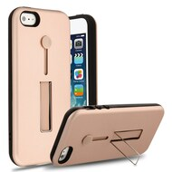 *Sale* Finger Loop Case with Kickstand for iPhone SE / 5S / 5 - Rose Gold