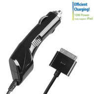 Mybat MFi 2100mA 30-Pin Car Charger - Black