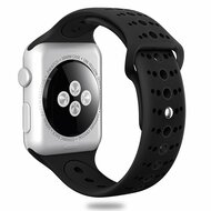 Sport Band Watch Strap for Apple Watch 44mm / 42mm - Black