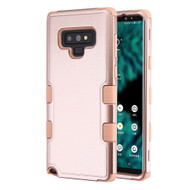 Military Grade Certified TUFF Hybrid Armor Case for Samsung Galaxy Note 9 - Rose Gold 404