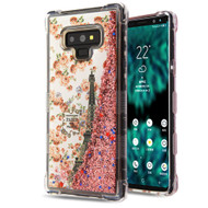 Tuff Lite Quicksand Case for Samsung Galaxy Note 9 - Paris in Full Bloom