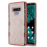 Tuff Lite Quicksand Electroplating Case for Samsung Galaxy Note 9 - Dreamcatcher