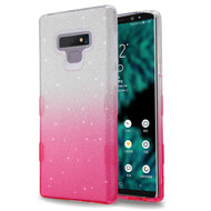 *Sale* Tuff Full Glitter Hybrid Protective Case for Samsung Galaxy Note 9 - Gradient Pink