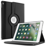 360 Degree Smart Rotating Leather Case for iPad Pro 12.9 inch (1st and 2nd Generation) - Black