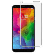 HD Premium 2.5D Round Edge Tempered Glass Screen Protector for LG Q7 Plus