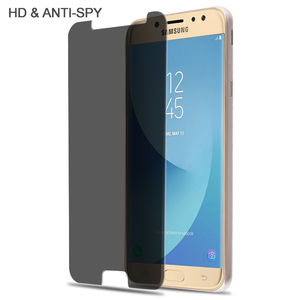 HD Privacy Tempered Glass Screen Protector for Samsung