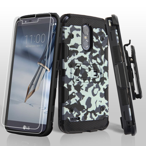 Military Grade Storm Tank Holster Case Screen Protector