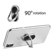 *Sale* Smart Loop Universal Smartphone Holder & Stand - Oval Black