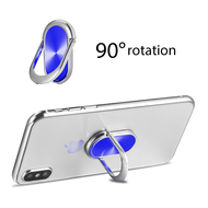 Smart Loop Universal Smartphone Holder & Stand - Oval Blue