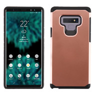 Hybrid Multi-Layer Armor Case for Samsung Galaxy Note 9 - Rose Gold