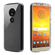 Ultra Hybrid Shock Absorbent Crystal Case for Motorola Moto E5 Play / E5 Cruise - Clear