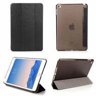 *Sale* All-In-One Smart Leather Hybrid Case for iPad Mini 4 - Black