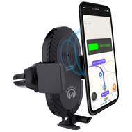 *Sale* HyperGear Qi Wireless Charging Pad 5W Air Vent Mount Charger