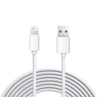 *SALE* 5 Ft. Lightning Connector to USB Charging and Sync Cable - White