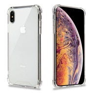 *Sale* Ultra Hybrid Shock Absorbent Crystal Case for iPhone XS Max - Clear