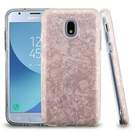 Jade Hybrid Protective Case for Samsung Galaxy J3 (2018) - Pink