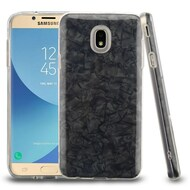 Jade Hybrid Protective Case for Samsung Galaxy J7 (2018) - Black