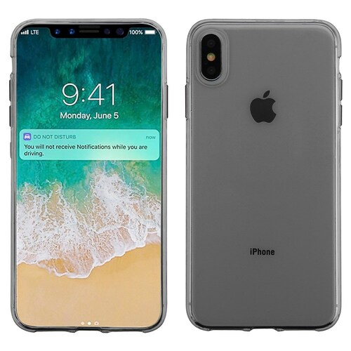 iphone xs gel case