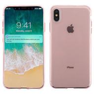 TPU Flexi Shield Gel Case for iPhone XS Max - Rose Gold