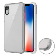 Air Sacs Transparent Anti-Shock TPU Case for iPhone XR - Clear