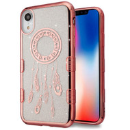 Tuff Lite Quicksand Electroplating Case for iPhone XR - Dreamcatcher