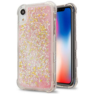 Tuff Lite Quicksand Case for iPhone XR - Pink