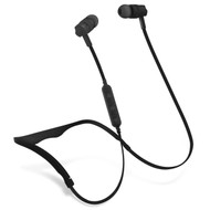 *Sale* HyperGear Flex 2 Bluetooth V4.2 Wireless Sweat-Proof Sports Headphones - Black