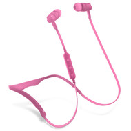 *Sale* HyperGear Flex 2 Bluetooth V4.2 Wireless Sweat-Proof Sports Headphones - Pink