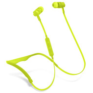 *Sale* HyperGear Flex 2 Bluetooth V4.2 Wireless Sweat-Proof Sports Headphones - Lime