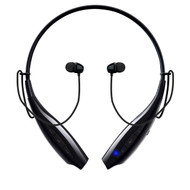 HyperGear Freedom BT150 Bluetooth V4.1 Wireless Sweat-Proof Headphones - Black