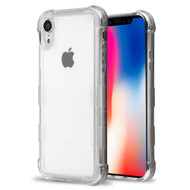 Tuff Lite Air Cushion Transparent Hybrid Case for iPhone XR - Clear